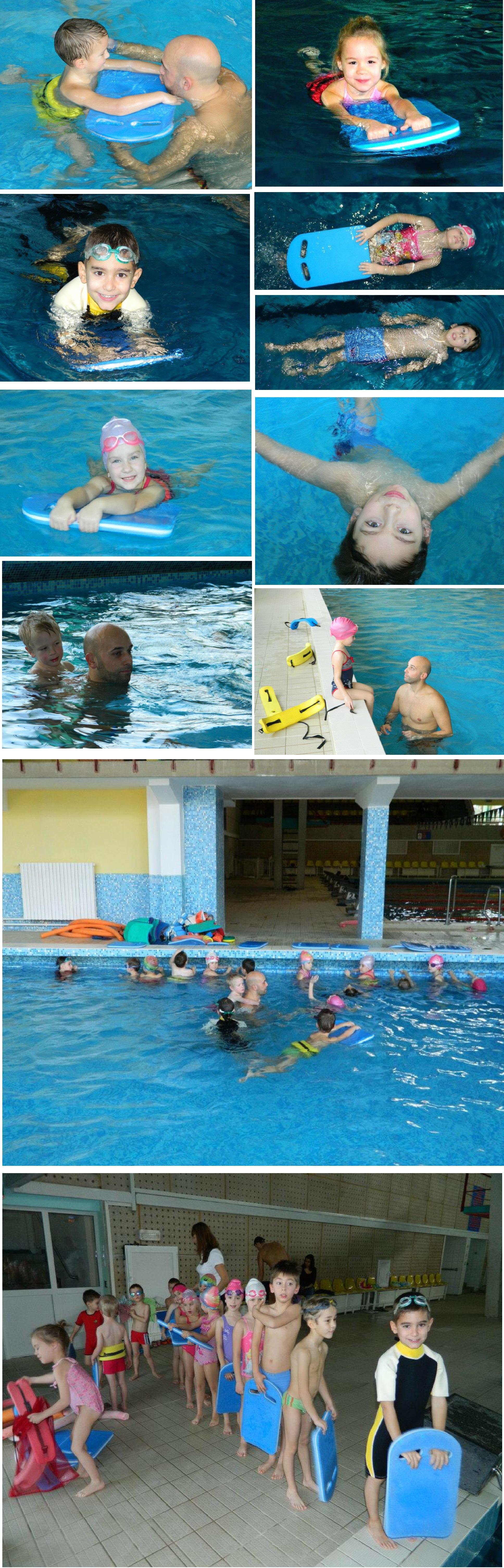 Swim long